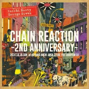 Chain Reaction -2nd Anniversary-
