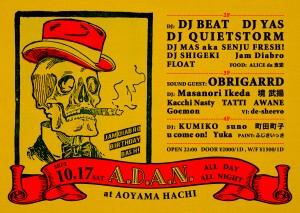 A.D.A.N. -Jam Diabro Birthday Bash-