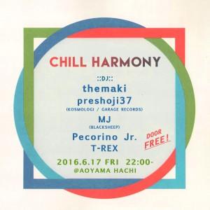 CHILL HARMONY