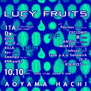 Lucy Fruits