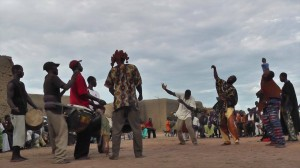 colorful -Report from West Africa-
