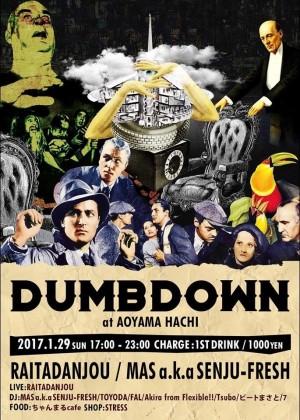 DUMB DOWN