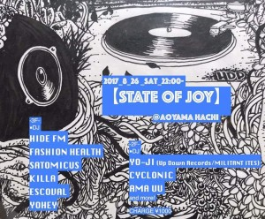 STATE OF JOY