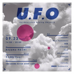 U.F.O [Unidentified Flying Objects]