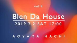 Blen Da House #9