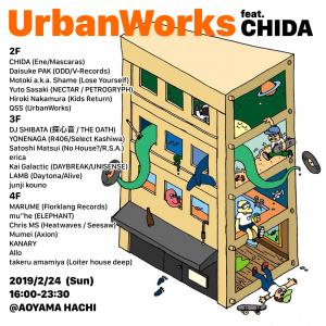 UrbanWorks feat.CHIDA