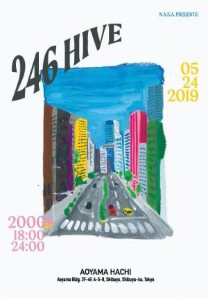 N.A.S.A. presents 246HIVE VOL.2