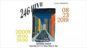N.A.S.A. presents 246HIVE VOL.3