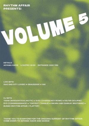 Rhythm affair vol.5