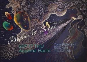 RHYTHM&SUGAR vol. 43