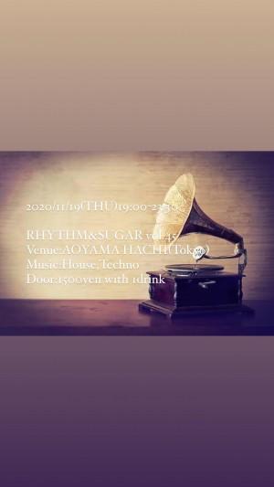 RHYTHM&SUGAR vol. 45